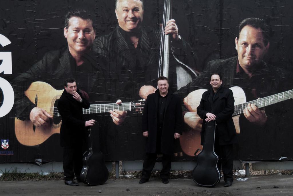 The Rosenberg Trio-Belgrado