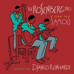 album Live in Samois (Tribute to Django Reinhardt)
