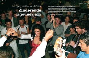 Artikel Jazzism 2010